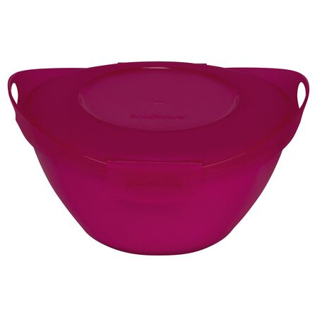 Entertain-a-Bowl Pink 1.25-qt Bowl
