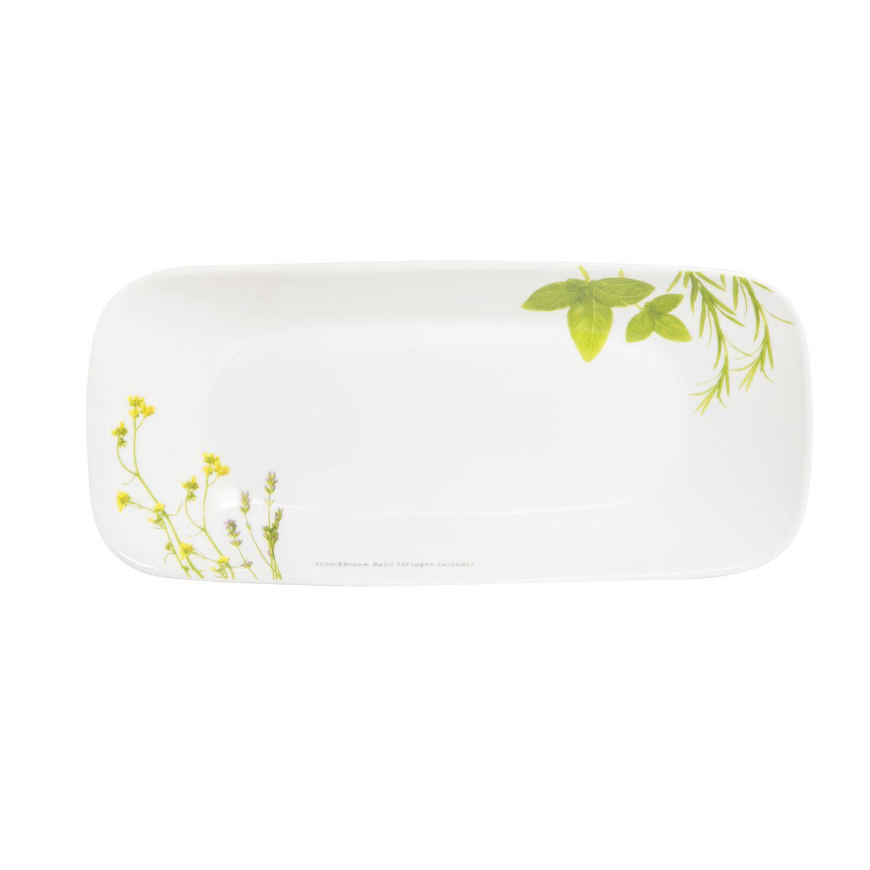 Corelle® European Herbs Appetizer Plate | Shop World Kitchen