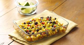 Mexican Corn & Black Bean Salad